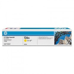 Toneri: HP toner CE312A Yellow