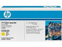 Toneri: HP Toner CE262A Yellow