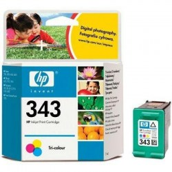 Kertridži: HP cartridge C8766EE No.343 Color