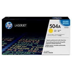 Toneri: HP Toner CE252A Yellow