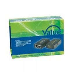 Konektori: Rotronic HDMI Extender over Twisted Pair 14.99.3460-5