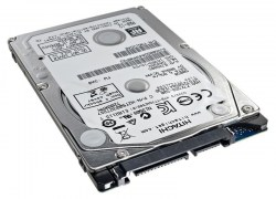 Hard diskovi za notebook-ove: Hitachi 500GB HTS725050A7E630 Travelstar Z7K500