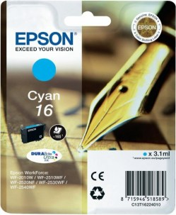 Kertridži: Epson cartridge T1622 Cyan