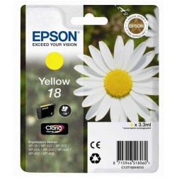 Kertridži: Epson cartridge T1804 Yellow
