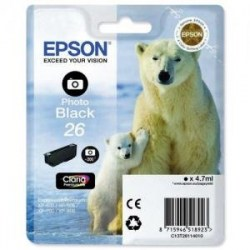 Kertridži: Epson cartridge T2611 Photo Black
