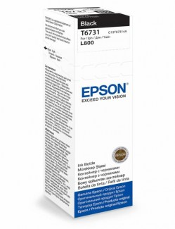 Kertridži: Epson Ink Bottle T6731 Black