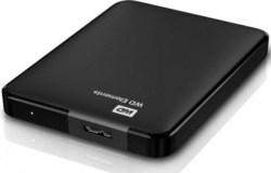 Eksterni hard diskovi: WD 1TB BUZG0010BBK Elements Portable