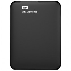 Eksterni hard diskovi: WD 2TB BU6Y0020BBK Elements Portable Black