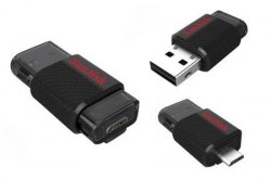 USB memorije: USB OTG flash drive 16GB