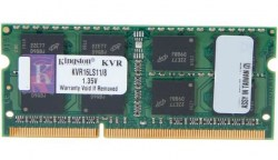 Memorije za notebook-ove: DDR3 8GB 1600MHz SO-DIMM Kingston KVR16LS11/8