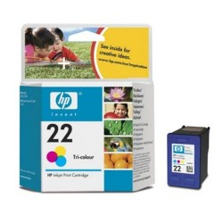 Kertridži: HP cartridge C9352AE No.22 Color