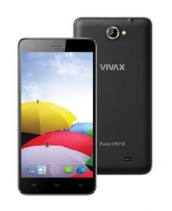 Mobilni telefoni: Vivax Smart Point X5010 black