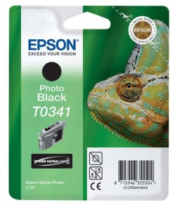 Kertridži: Epson cartridge T0341 Black