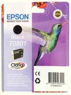 Kertridži: Epson cartridge T0801 Black