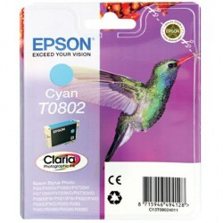 Kertridži: Epson cartridge T0802 Cyan