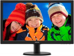 Monitori: Philips 243V5LHAB