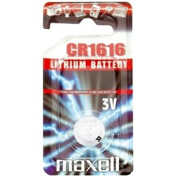 Baterije: Maxell CR1616 1PC BLISTER