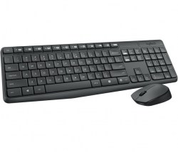 Tastature: Logitech MK235 Wireless desktop YU 920-008031