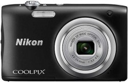Digitalne kamere: Nikon Coolpix A100 Black