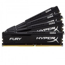 Memorije DDR 4: DDR4 64GB 2400MHz Kingston HX424C15FBK4/64