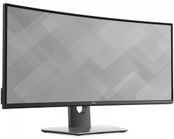 Monitori: Dell Ultrasharp U3417W