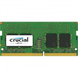 Memorije za notebook-ove: DDR4 8GB 2133MHz SO-DIMM Crucial CT8G4SFS8213