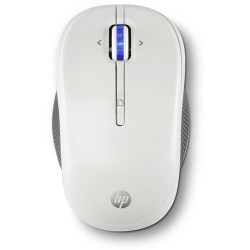 Miševi: HP X3300 White wireless mouse H4N94AA
