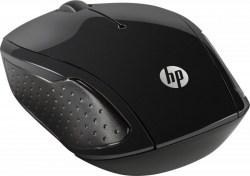 Miševi: HP 200 Black Wireless Mouse X6W31AA
