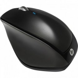 Miševi: HP X4500 Wireless Metal Black Mouse H2W26AA