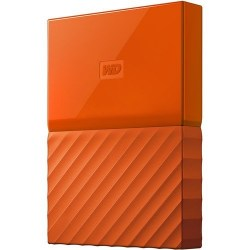 Eksterni hard diskovi: WD 1TB BYNN0010BOR My Passport Orange