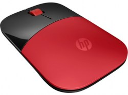 Miševi: HP Z3700 Red Wireless Mouse V0L82AA