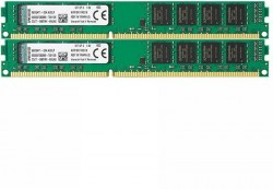 Memorije DDR 3: DDR3 16GB 1600MHz Kingston KVR16N11K2/16
