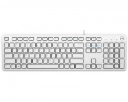 Tastature: Dell Multimedia KB216 USB US bijela