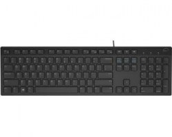 Tastature: Dell Multimedia KB216 USB US crna