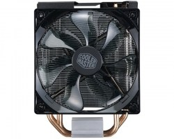 Kuleri: Cooler Master Hyper 212 LED Turbo Black Cover RR-212TK-16PR-R1