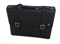 Torbe: NaviaTEC iTravel Double Buckle Bag Black 15,6