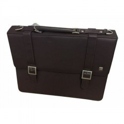 Torbe: NaviaTEC iTravel Double Buckle Bag Brown 15,6