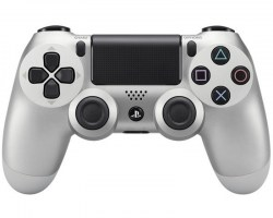 Sony Play Station: Sony DualShock 4 srebrni