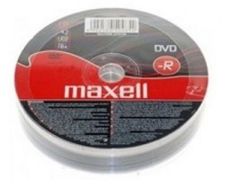 DVD ploče: Maxell DVD-R spindle 10