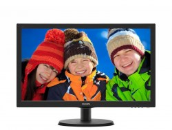 Monitori: Philips 223V5LHSB2