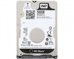 Hard diskovi za notebook-ove: WD 500GB 5000LPLX Black