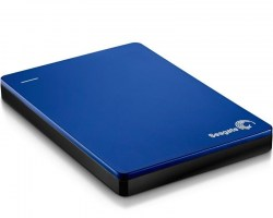 Eksterni hard diskovi: Seagate 2TB STDR2000202 Backup Plus Slim Blue