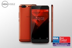 Mobilni telefoni: NOA H10 LimitedEdition red