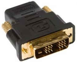 Konektori: Fast Asia adapter DVI-D Single Link - HDMI