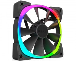 Ventilatori: NZXT Aer RGB LED 140mm RF-AR140-B1