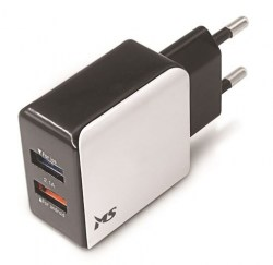AC adapteri: MS STREAM 2.4A dual USB