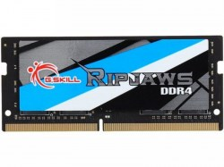 Memorije za notebook-ove: DDR4 4GB 2400MHz SO-DIMM G.Skill F4-2400C16S-4GRS Ripjaws
