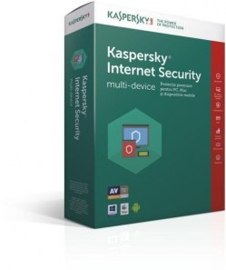 Antivirusni softver: Kaspersky Internet Security Renewal MultiDevice 2017 1year+3mon 1dev KL1941XBABR