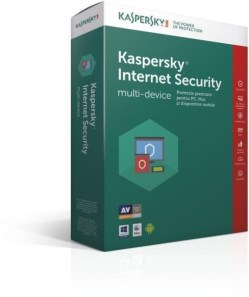 Antivirusni softver: Kaspersky Internet Security Renewal MultiDevice 2017 1y+2m 3 dev KL1941XBCBS