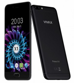Mobilni telefoni: Vivax Smart Point X1 black